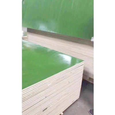 High Bending Strength Plastic Laminated Plywood Sheet Environmental Friendly